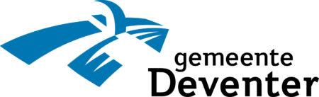 Logo van gemeente Deventer