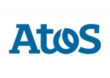 Logo van Atos