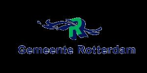 Logo van gemeente Rotterdam