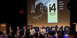 I4Sociaal tijdens het Dimpact-congres 2019