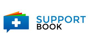 Logo supportbook
